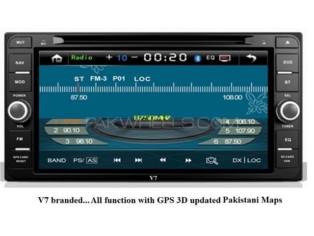 3D GPS player ~ V7 Branded Image-1