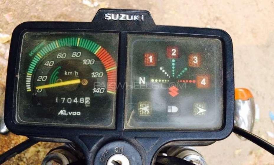 Suzuki GD 110 2010 Image-1