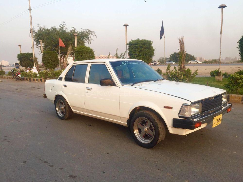 Toyota Corolla SE 1980 Image-1