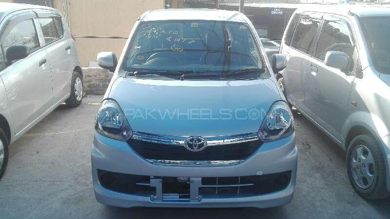 Toyota Pixis X 2013 Image-1