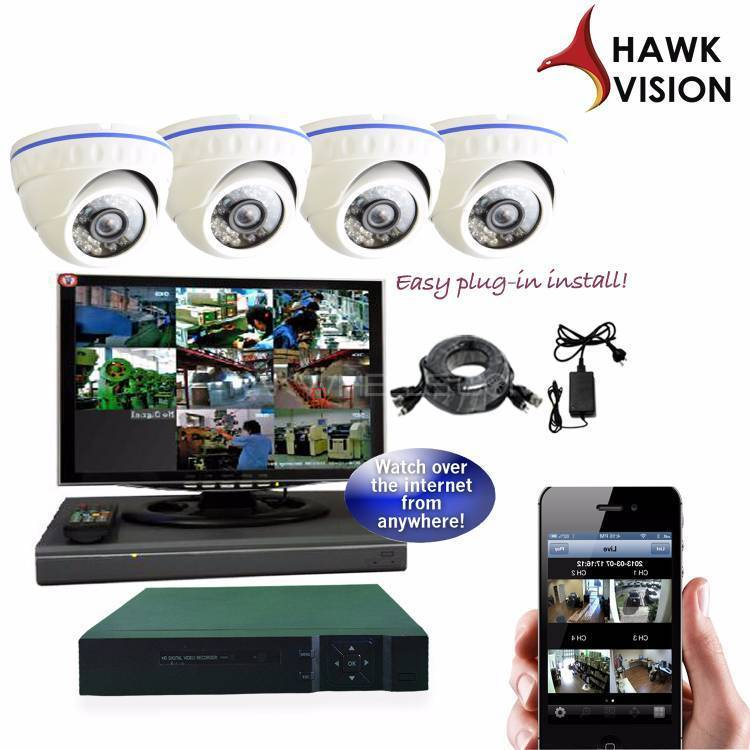 Wholesale Offer CCTV Installation A Grade China 1.3 mp Camera Setup Image-1