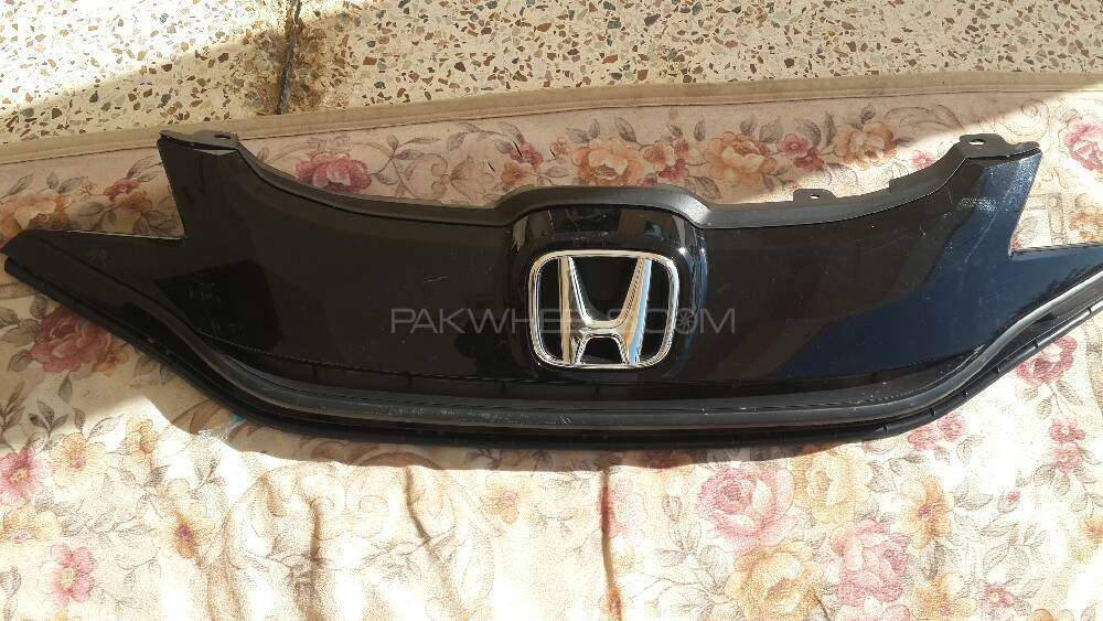 HONDA FIT FRONT GRILL  Image-1