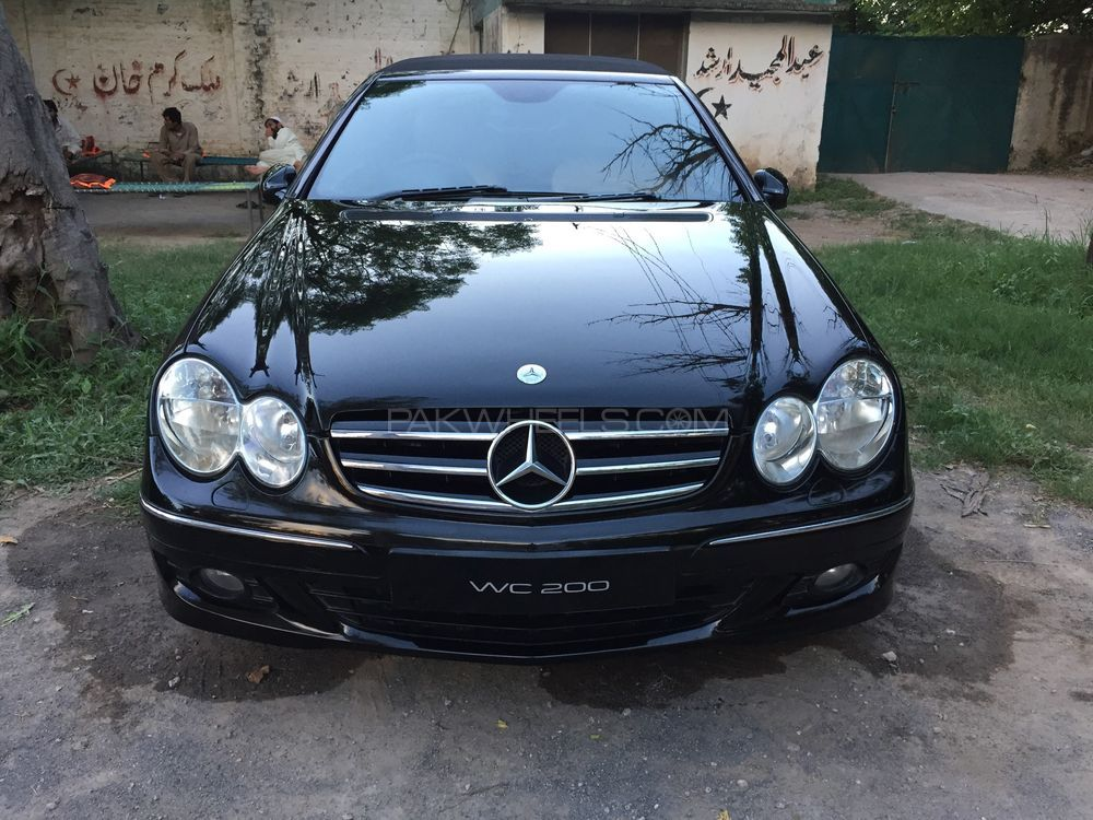 mercedes benz clk class clk200 kompressor 2007 for sale in. Black Bedroom Furniture Sets. Home Design Ideas