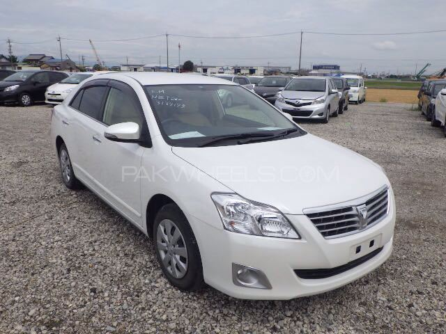 Toyota Premio F L Package Prime Selection 1.5 2013 Image-1