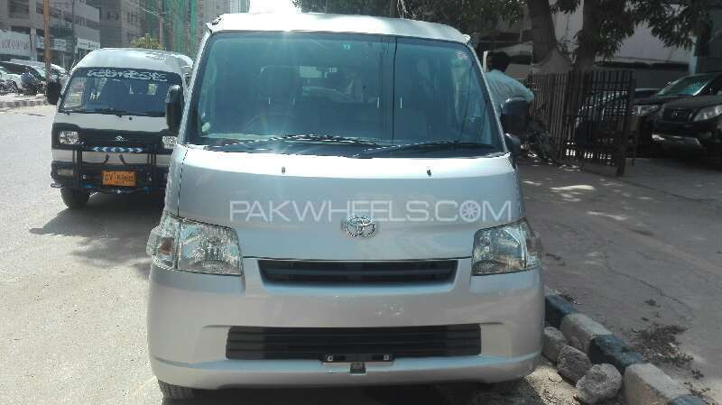 Toyota Town Ace 2011 Image-1