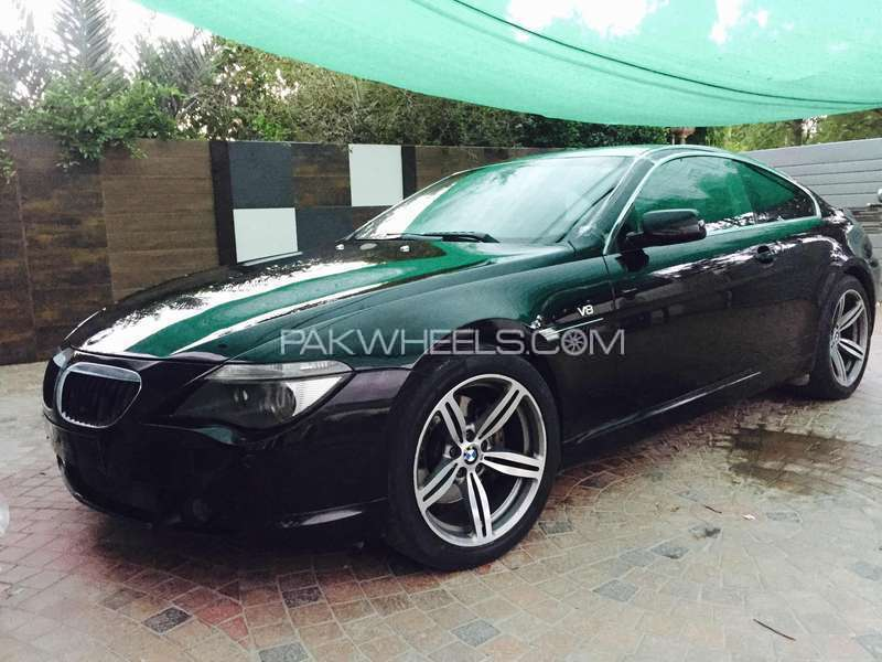 Bmw 645 Rims BMW 6 Series 645i 2005 for sale in Lahore | PakWheels