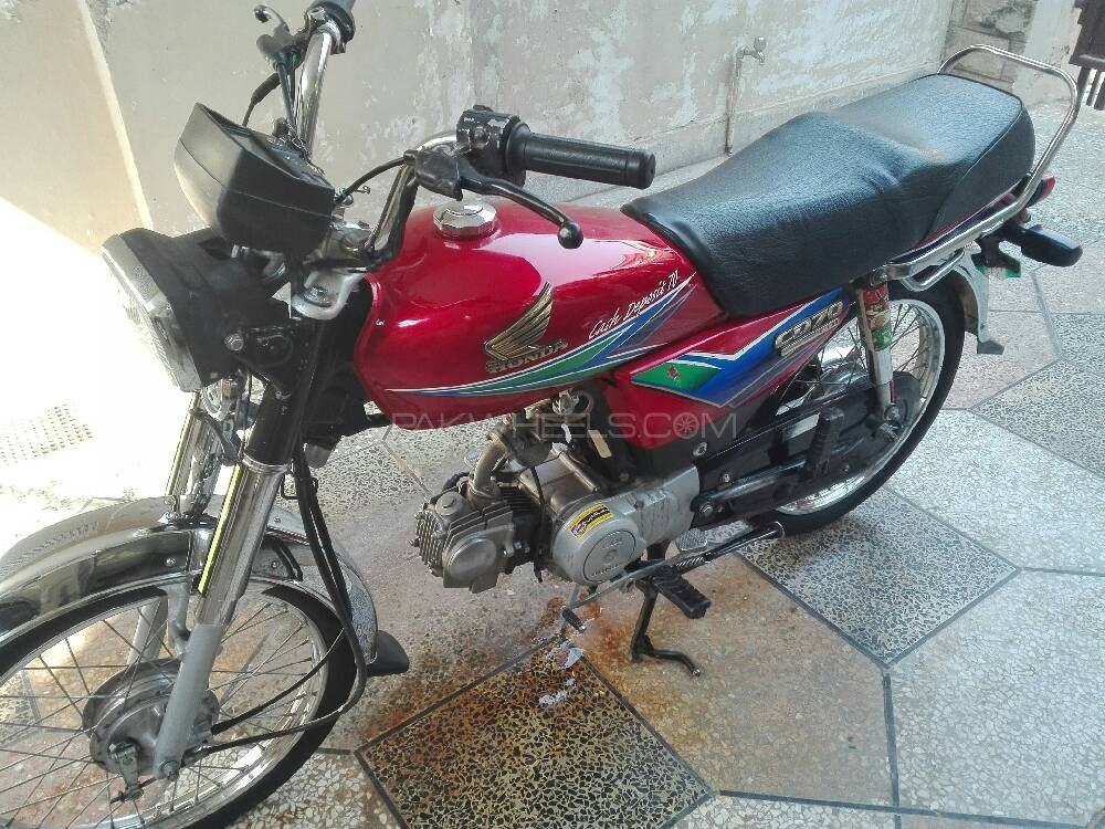 Honda CD 70 2012 Image-1