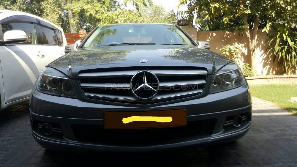 Mercedes benz c class c180 2011 for sale in lahore pakwheels for Mercedes benz c180 for sale