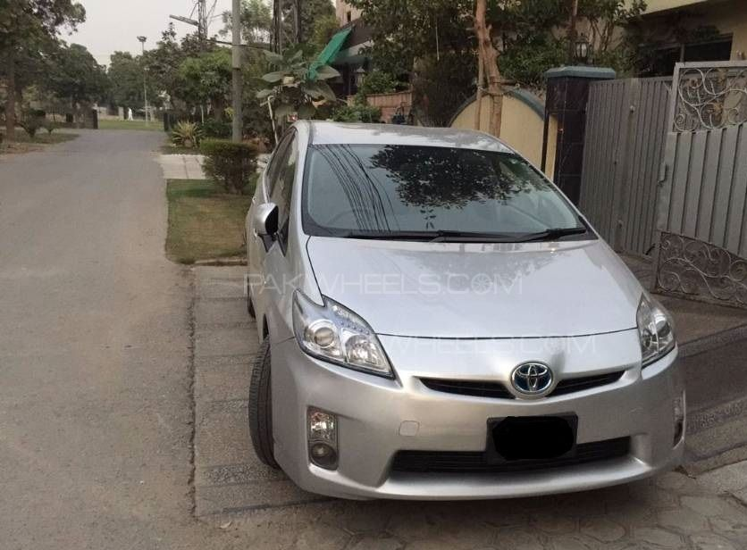 Toyota Prius 2009 Image-1