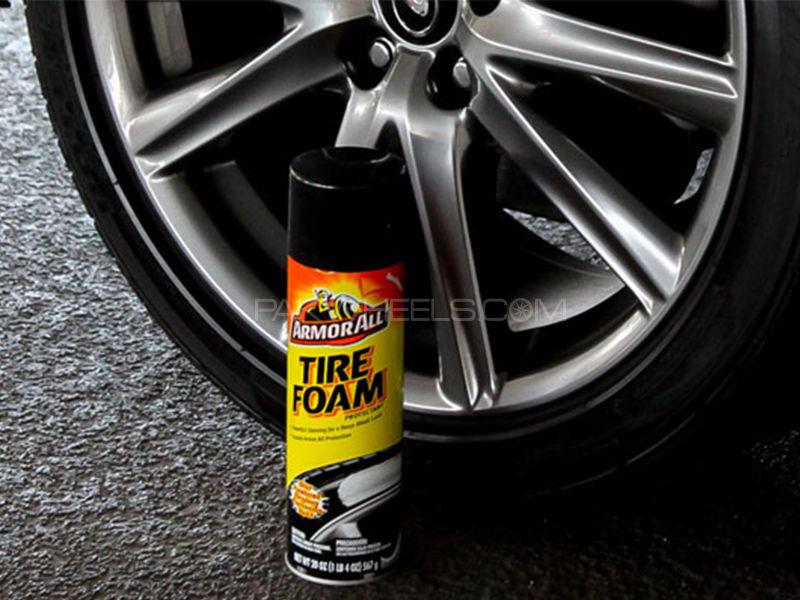 ARMORALL Tire Foam 20oz/591ml Image-1