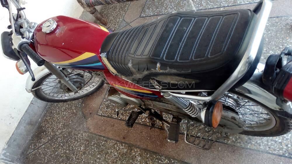 Honda CG 125 2008 Image-1