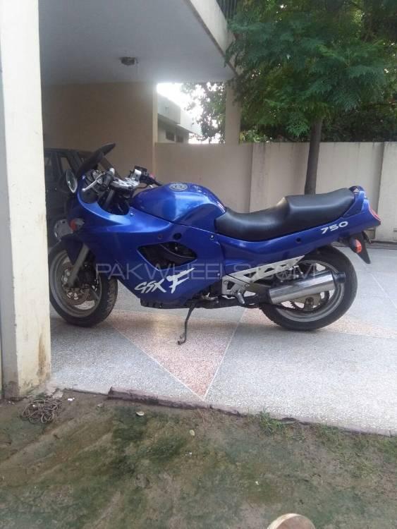 Suzuki GSX-R750 1996 Image-1