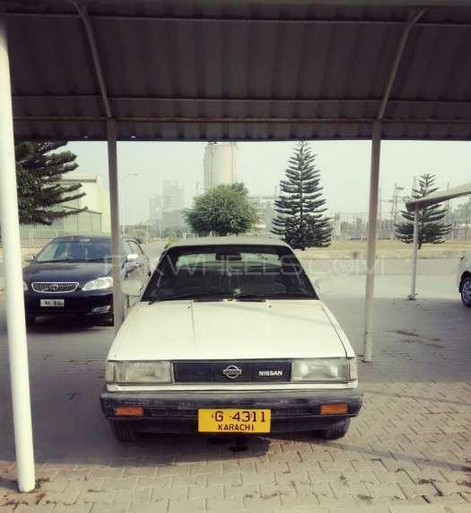 Toyota Corolla DX 1989 Image-1