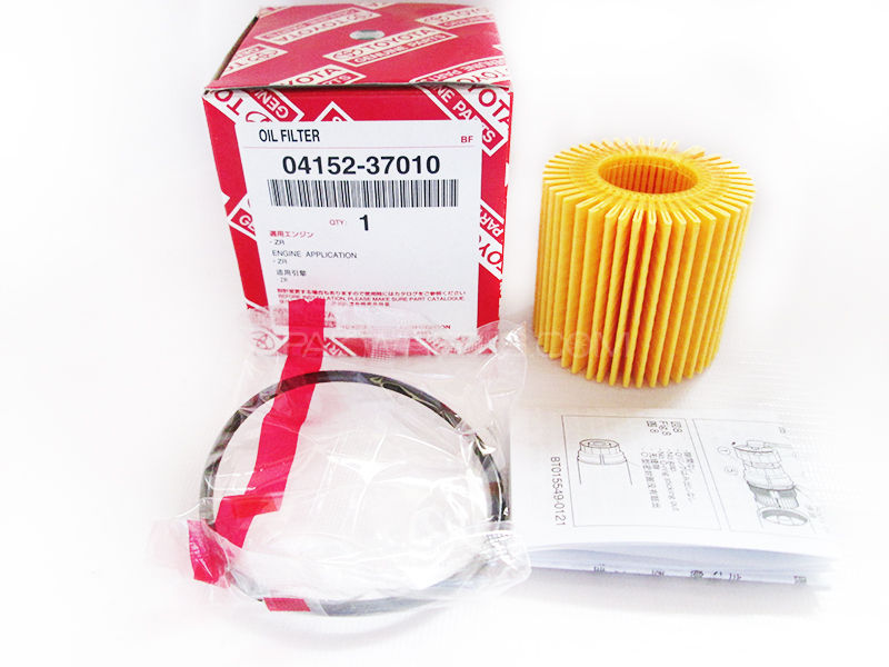 Toyota Vitz Old ,Prius 1.5 Genuine  Oil Filter 1999-2004 Image-1
