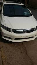 Honda Civic VTi Oriel Prosmatec 1.8 i-VTEC 2013 for Sale in Islamabad