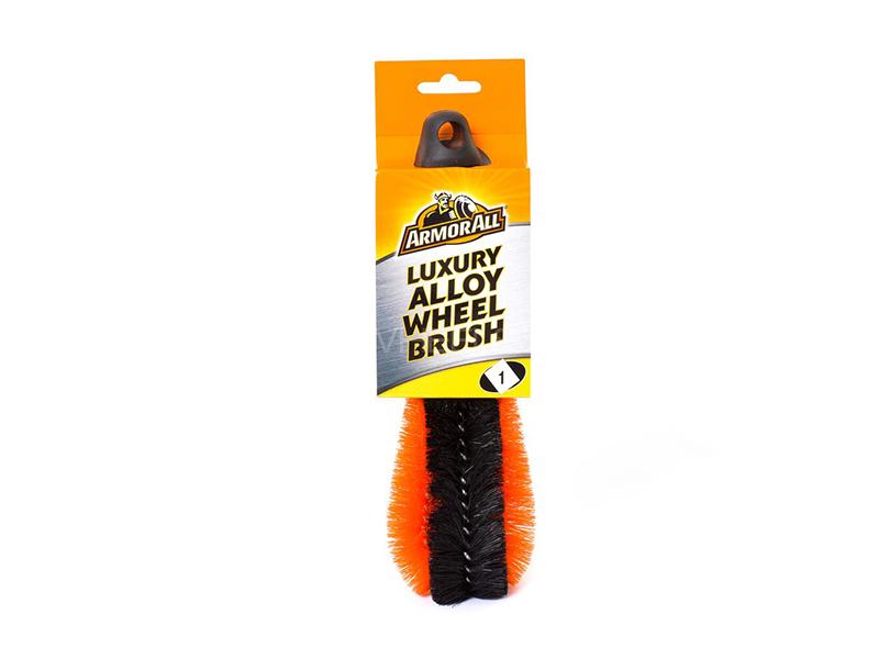 ARMORALL Luxury Alloy Wheel Brush Image-1
