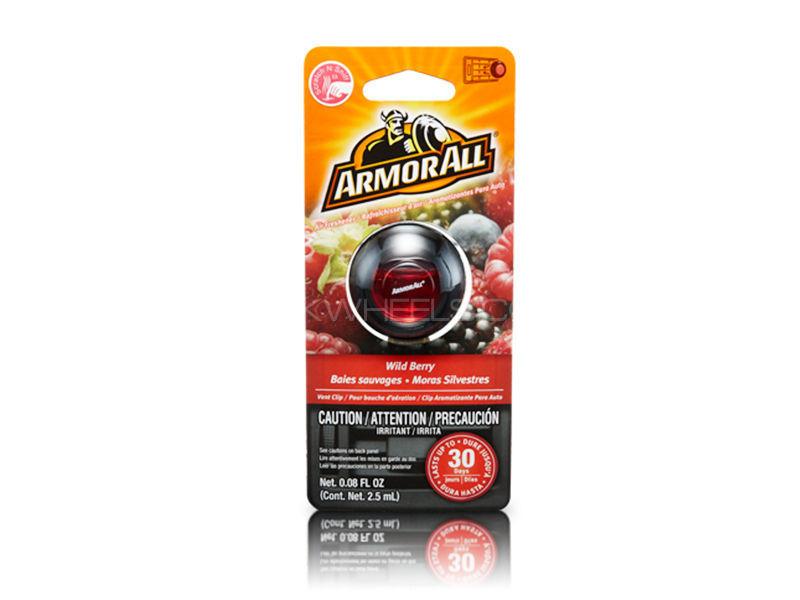 ARMORALL Scented Membrane Vent Clip - Wild Berry  Image-1