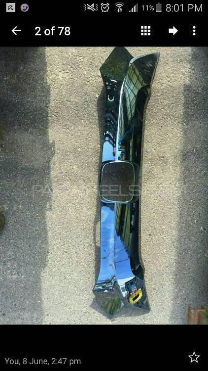 Honda vezel front grill  Image-1