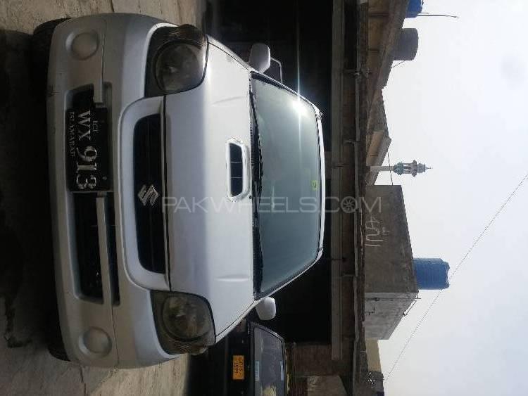 Suzuki Kei B Turbo 2008 Image-1