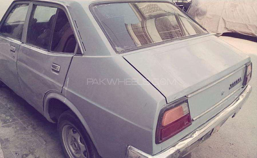 Toyota Starlet 1974 Image-1
