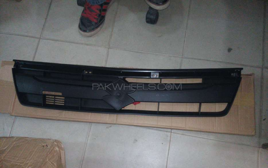 Grill front bumper upper wagon r Image-1