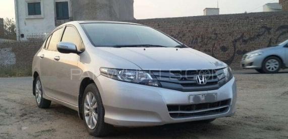Honda City Aspire 1.5 i-VTEC 2013 Image-1