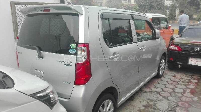 Suzuki Wagon R FX Limited 2013 Image-1