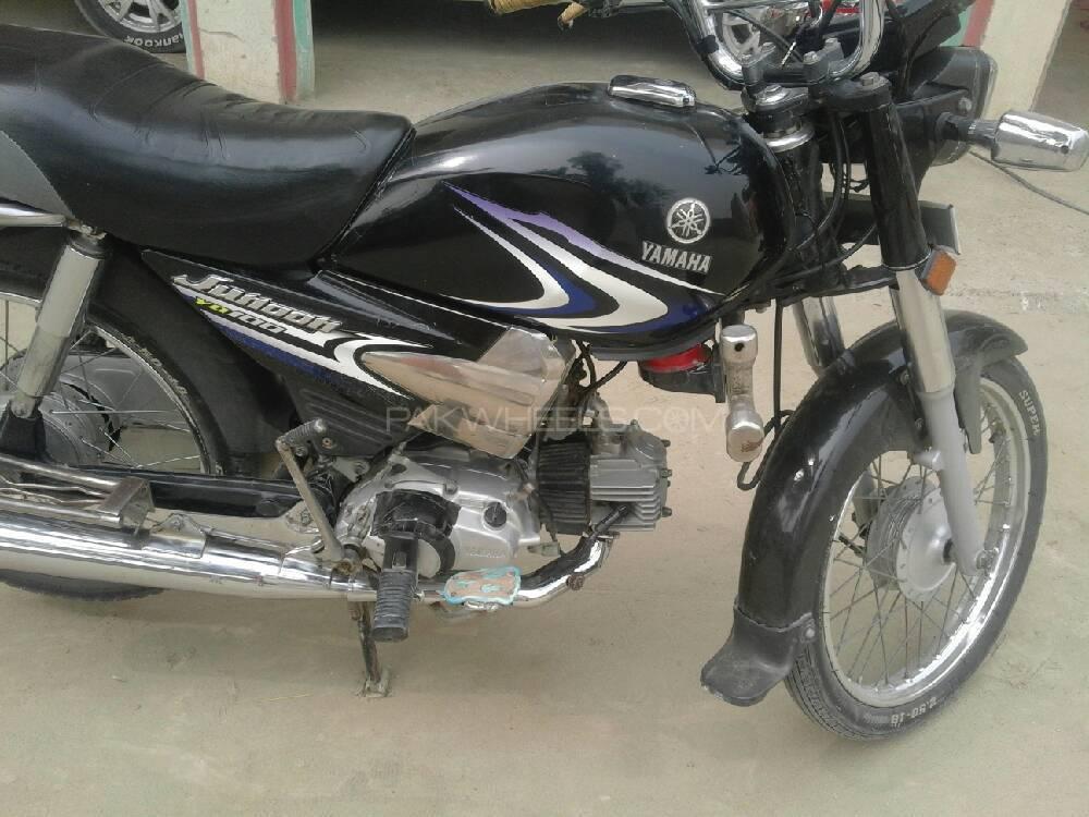 Yamaha YD-100 Junoon 2011 Image-1