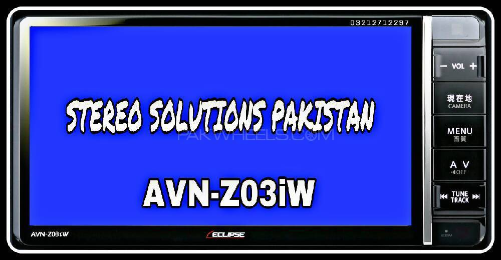 AVN-Z03iW BOOT SD CARD AVAILABLE. Image-1
