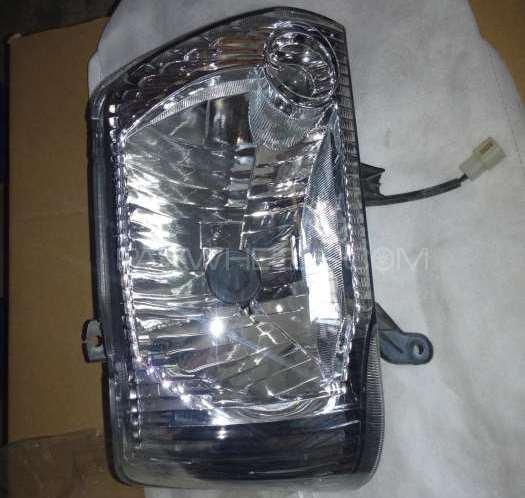 Head lamp mehran china 750pc Image-1
