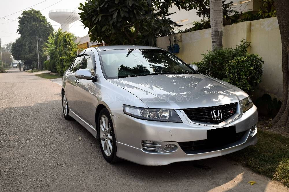 Honda Accord CL9 2006 Image-1