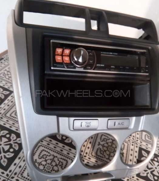 Honda City Panel CD player Original Image-1
