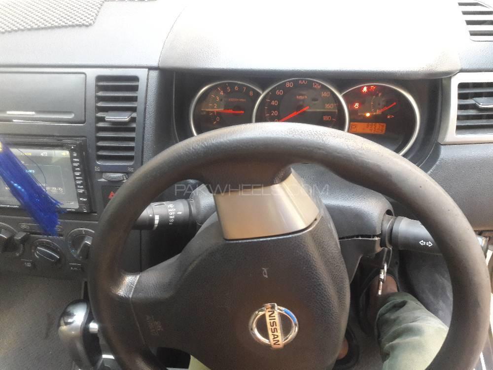 Nissan Tiida 15S 2007 Image-1