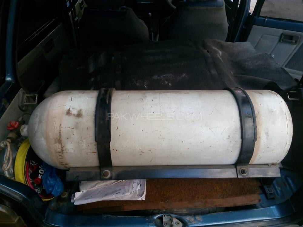 Complete CNG kit Image-1