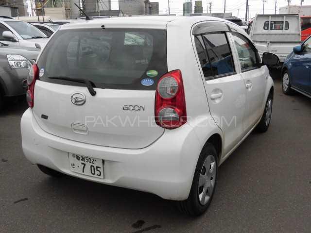 Daihatsu Boon 1.0 CL 2013 Image-1