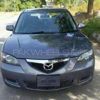 Mazda Axela 2013 Image-1
