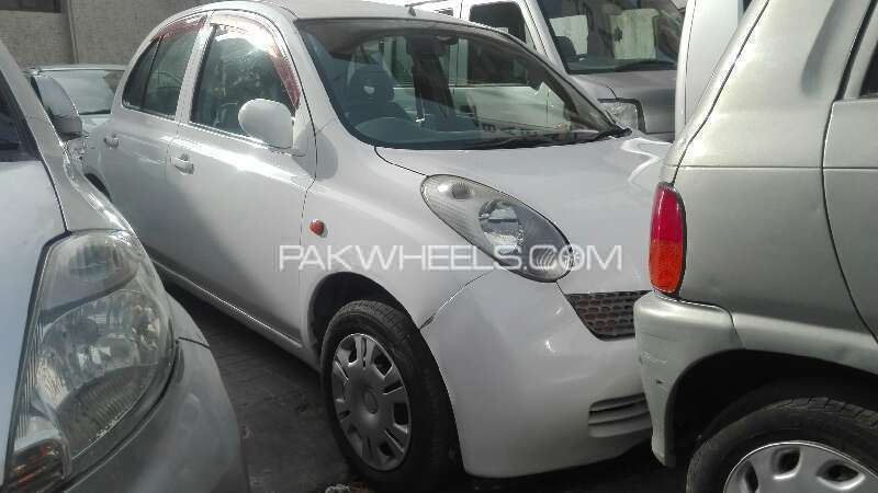 Nissan March 12B 2012 Image-1