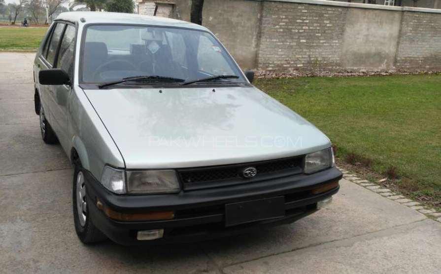 Subaru Justy GL 1996 Image-1