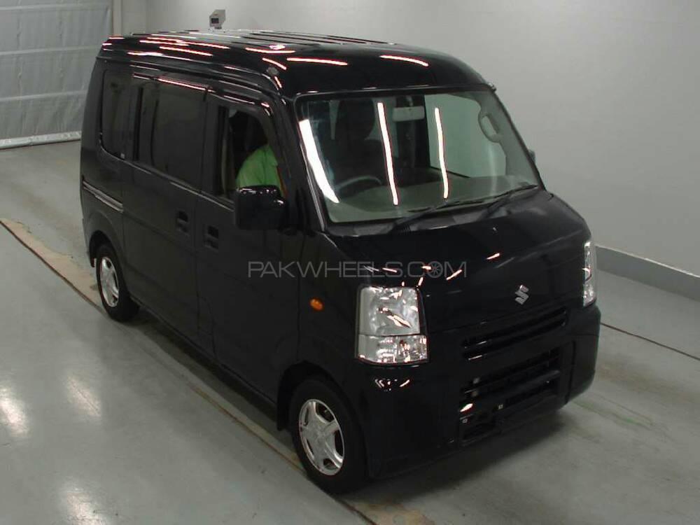 Suzuki Every Wagon JP Turbo 2012 Image-1
