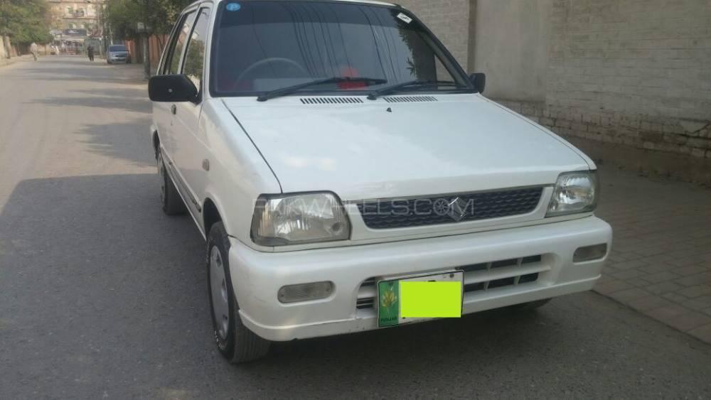 Suzuki Mehran 2010 Image-1
