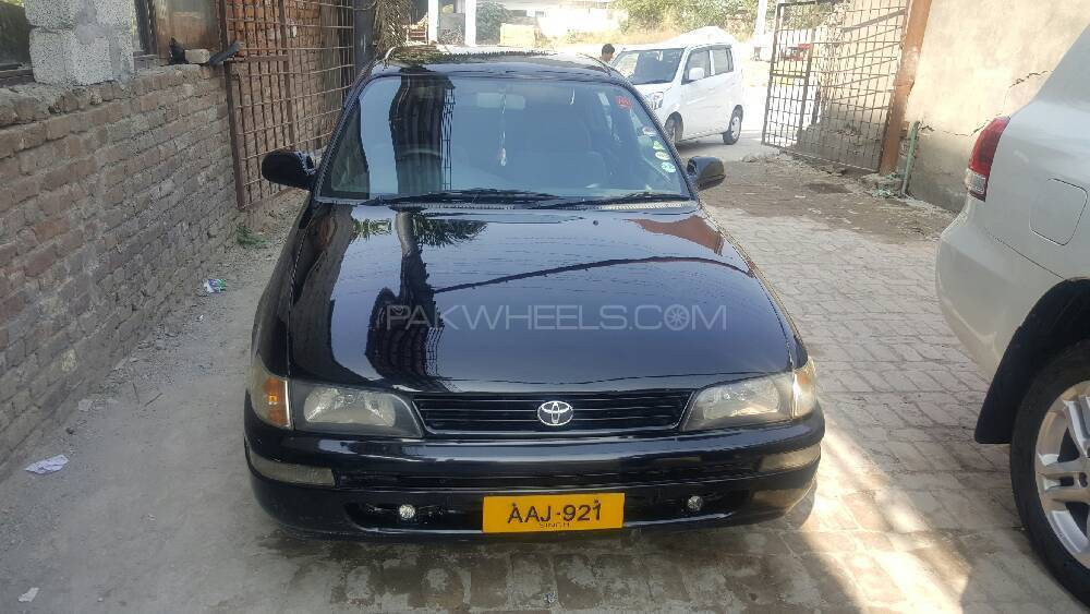 Toyota Corolla 2.0D Limited 1996 Image-1