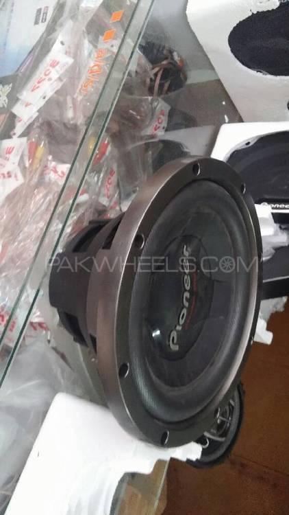 speaker woafer basetube players Image-1