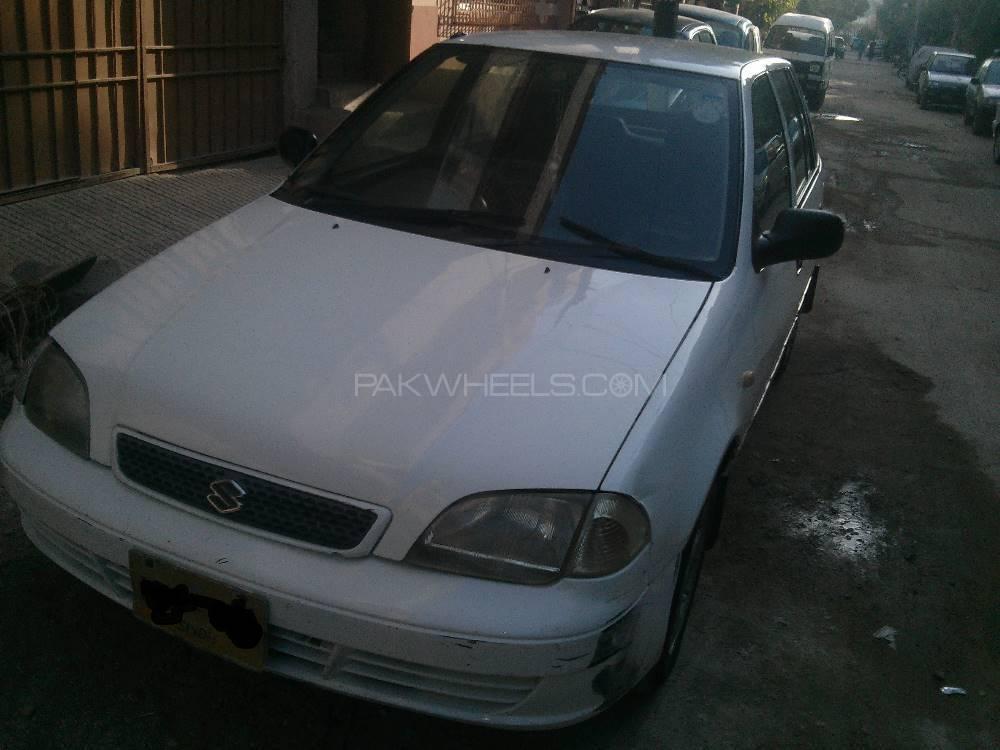 Suzuki Cultus 2003 Image-1