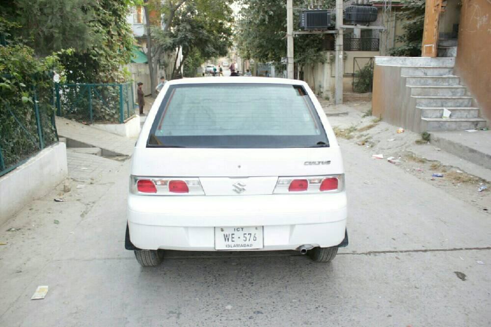Suzuki Cultus Limited Edition 2012 Image-1