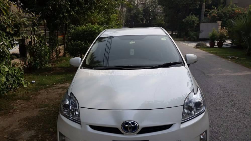 Toyota Prius G 1.8 2010 Image-1