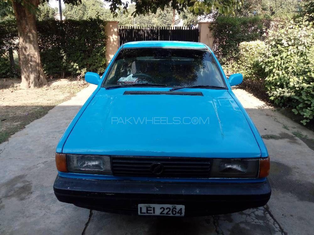 Toyota Corolla 1982 Image-1