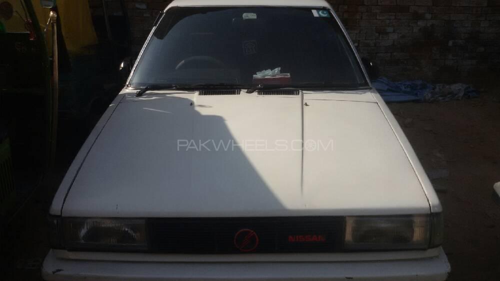 Nissan Sunny GL 1986 Image-1