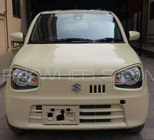 Suzuki Alto X 2014 Image-1