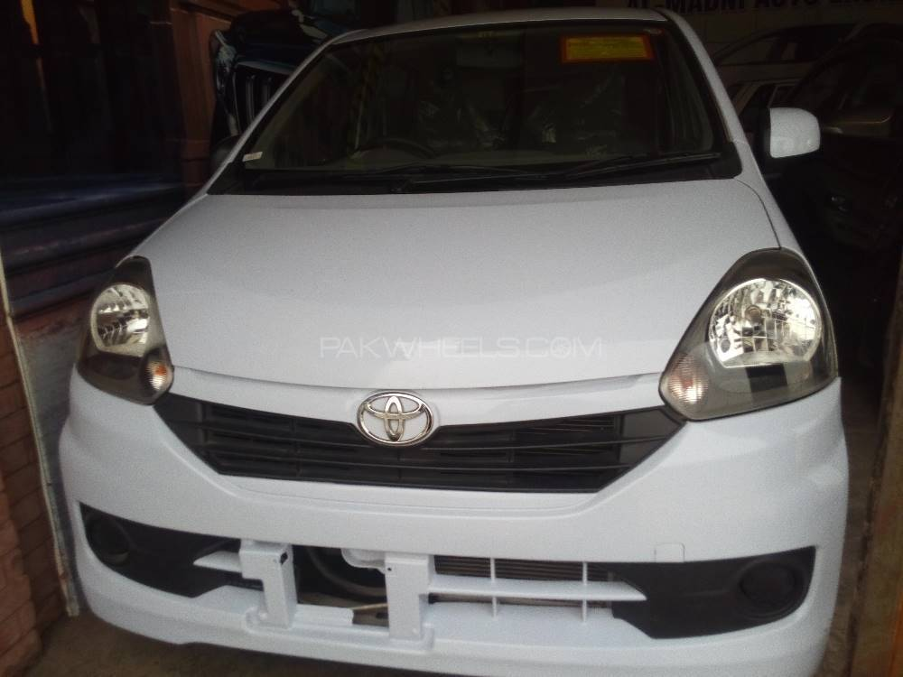 Toyota Pixis Epoch D 2013 Image-1