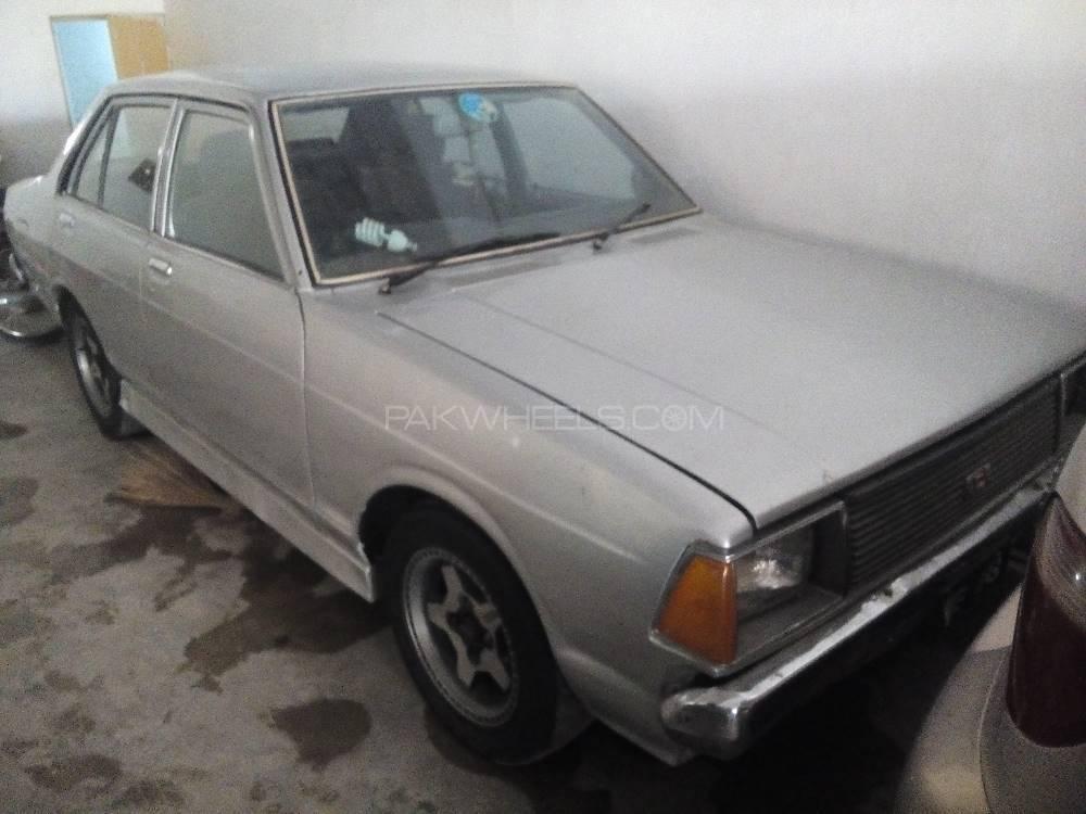 Datsun 120 Y Y 1.2 1988 Image-1